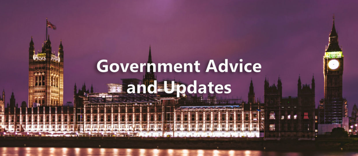 Government Advice and Updates
