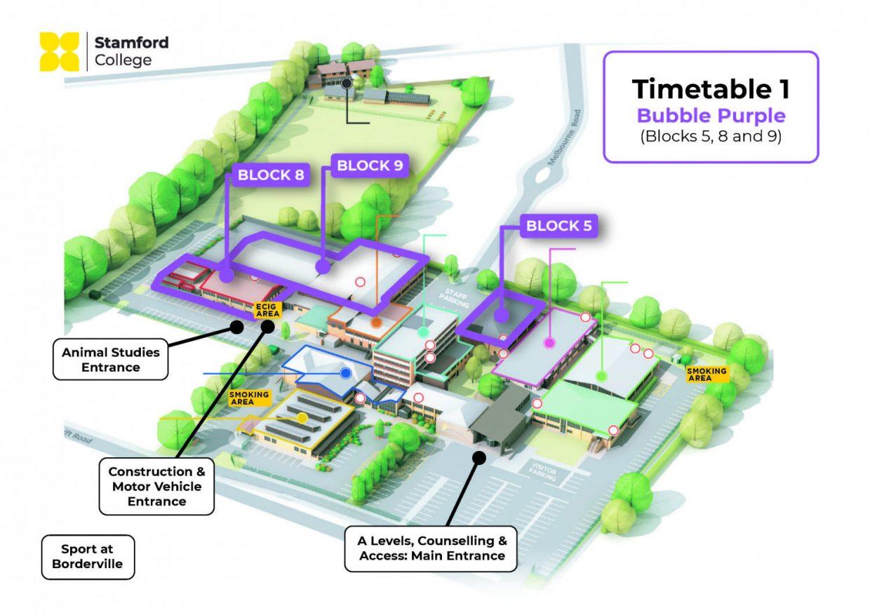 Main Site Bubble Timetable 1