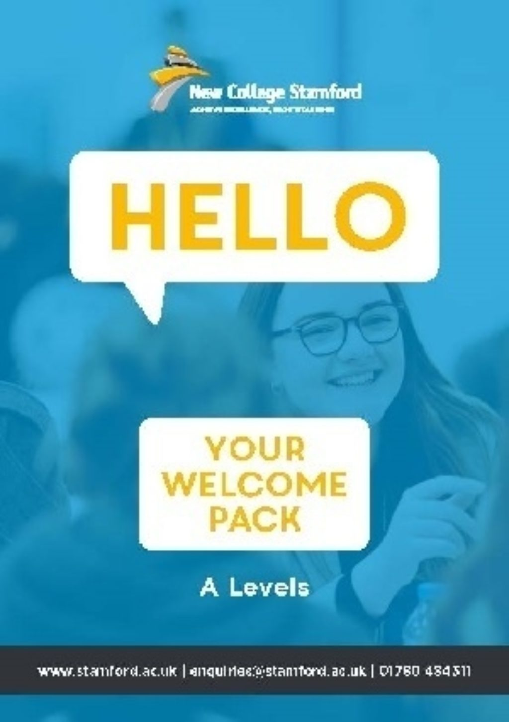 Welcome Event 2020 A Levels Front Cover v2