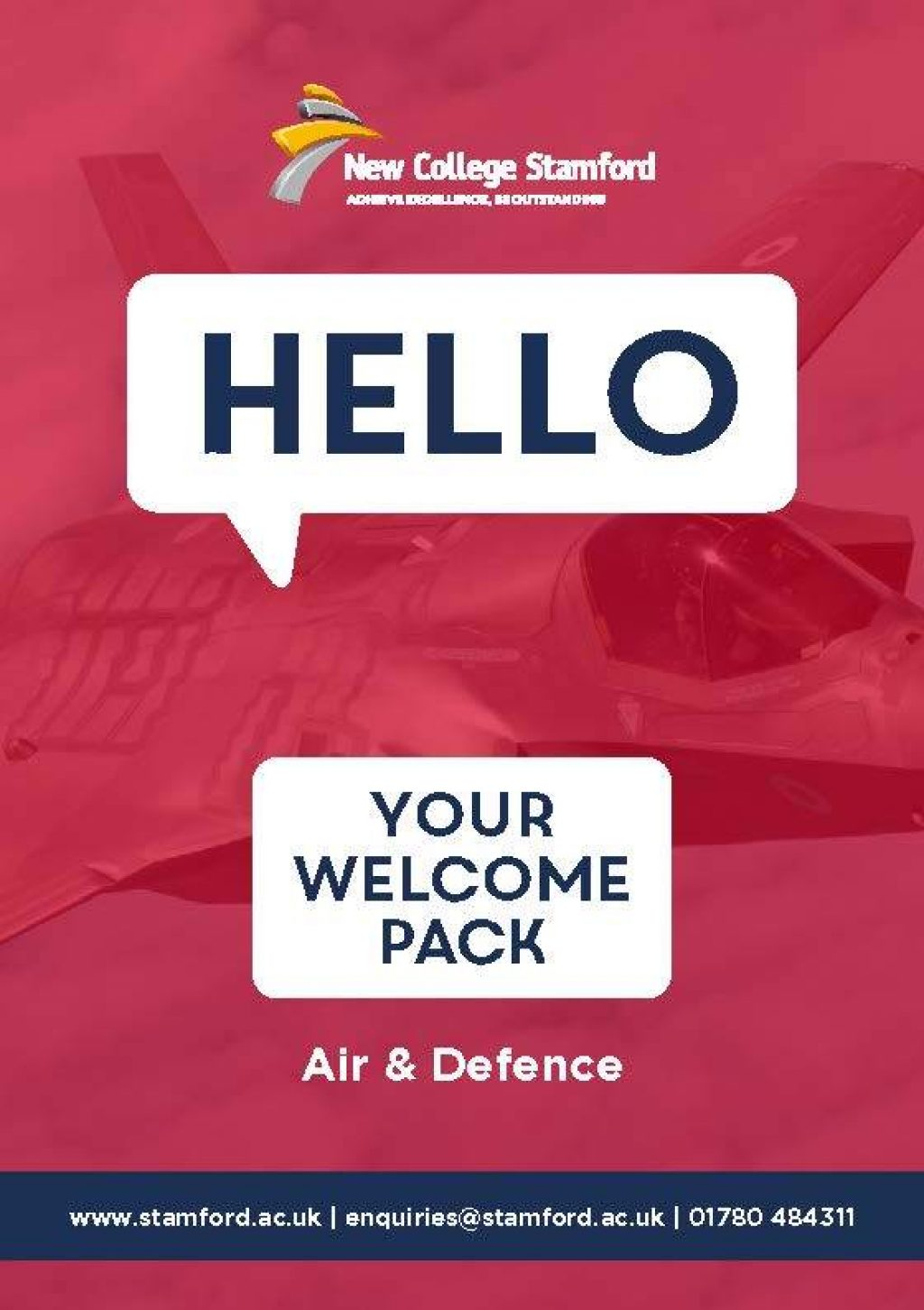 Welcome Event 2020 Air Defence Front Cover Page 1