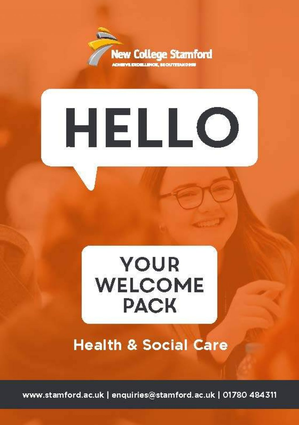 Welcome Event 2020 Health Social Front Cover Page 1