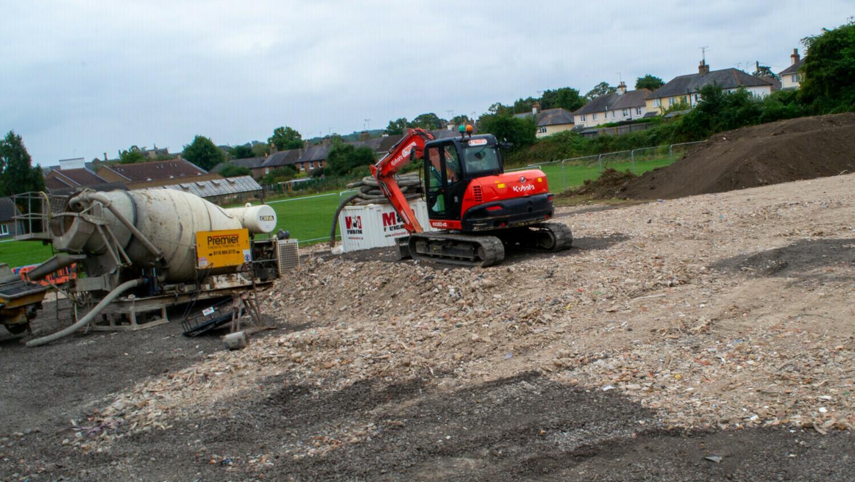 Construction Skills Centre Extension