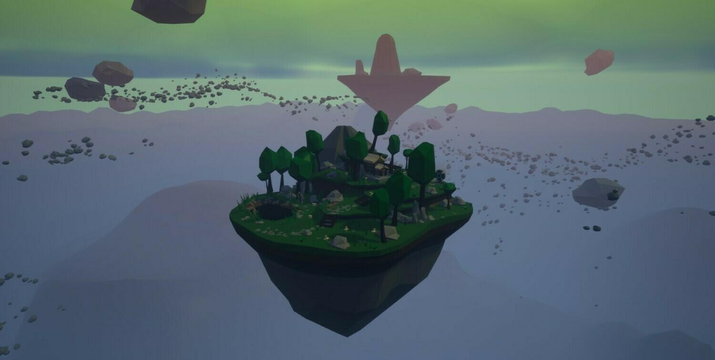 Finished Island