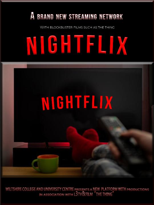 Nightflix poster