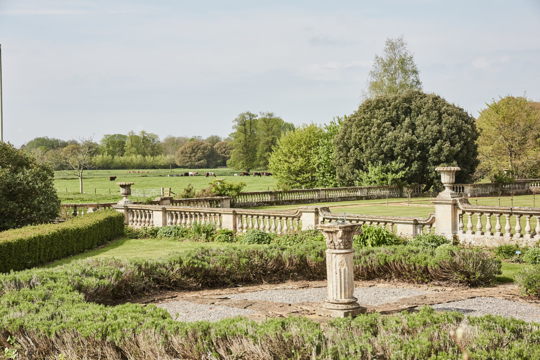 Lackham campus and the garden