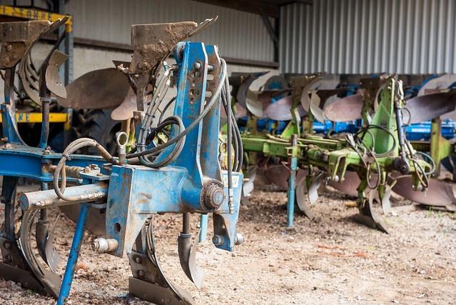 land based machinery