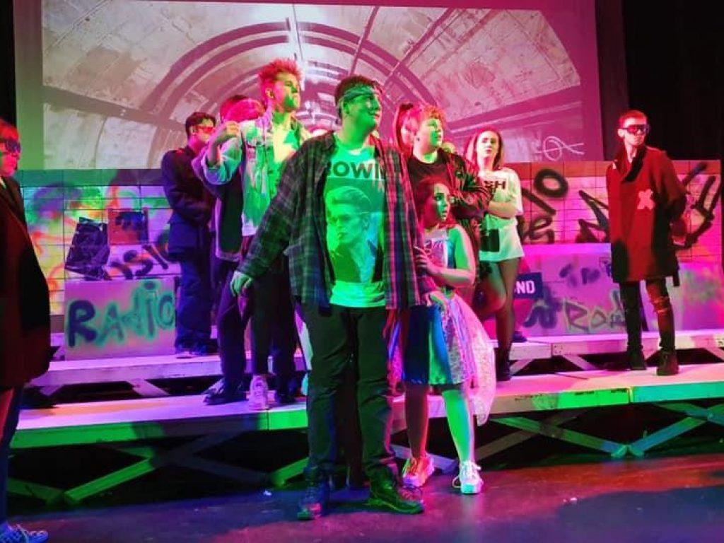 Performing arts 4