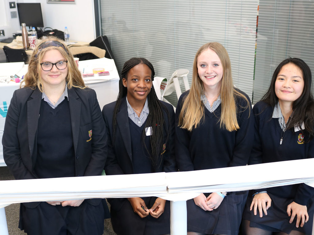 Warminster School web