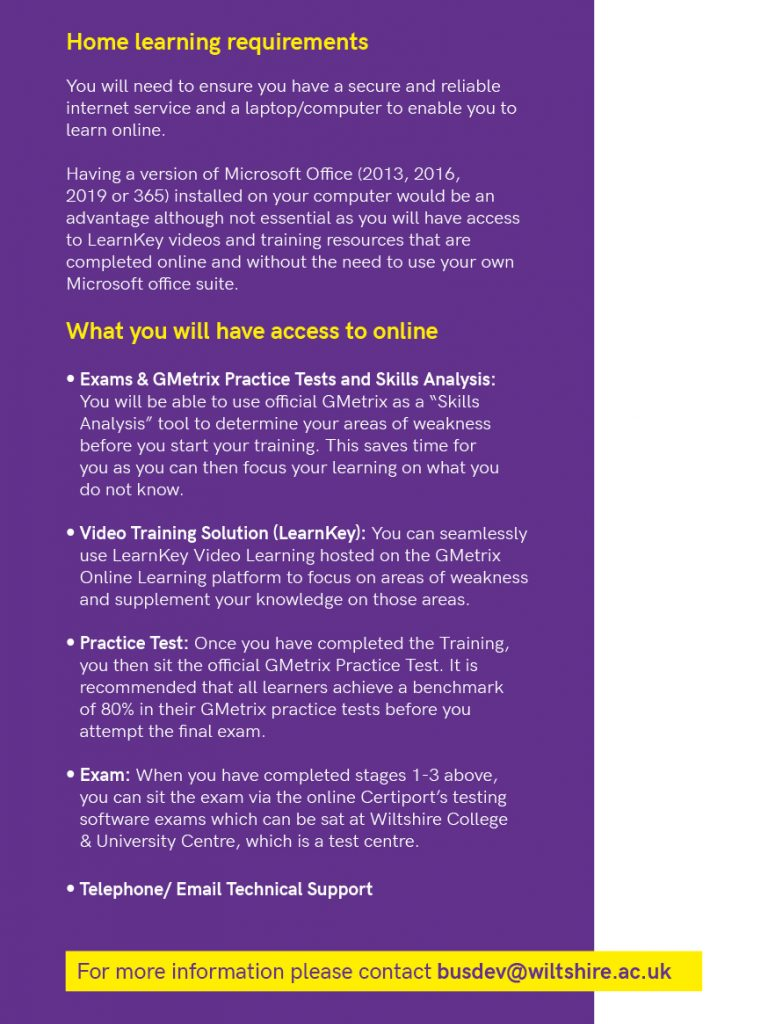 2010 Microsoft course flyer 2b