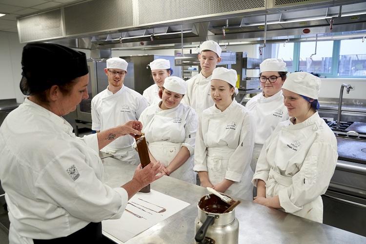 Apprenticeships Hospitality kitchen