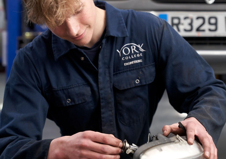 Autocare Technician