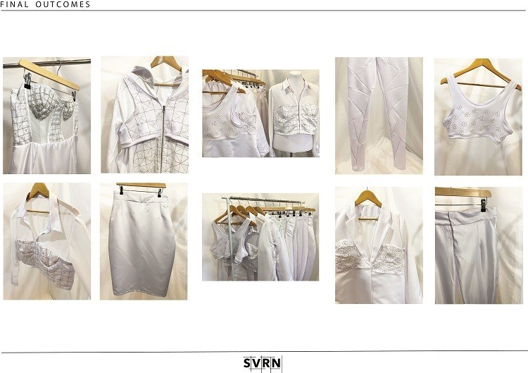 BA Hons Fashion Design Product Innovation Stephanie Nelson