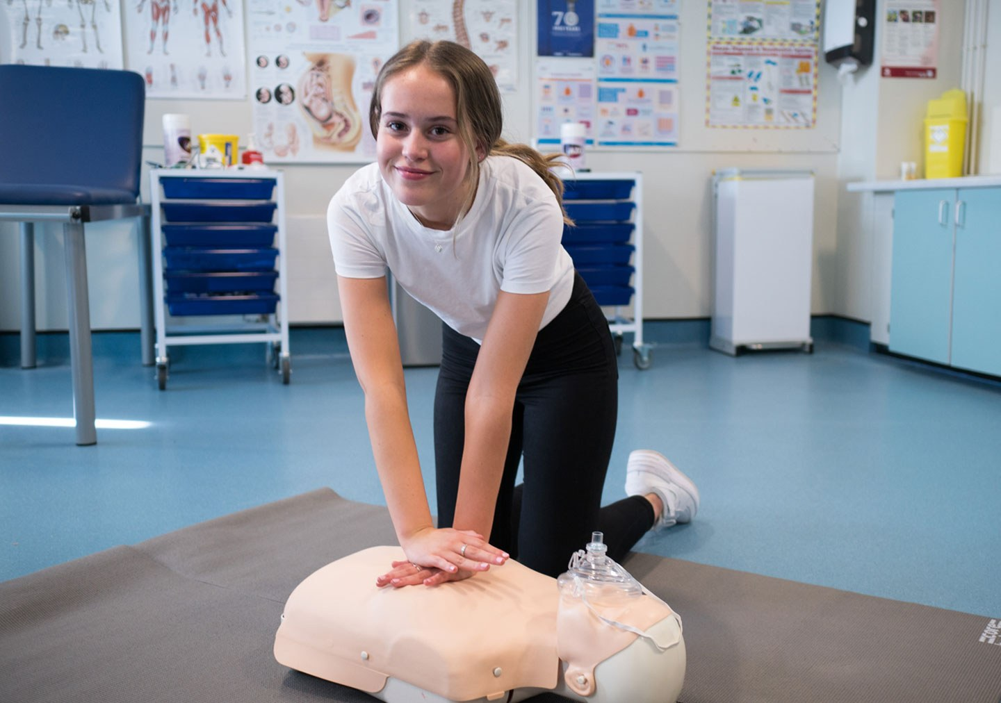Bethan Health and Social Care Ext Dip Level 3