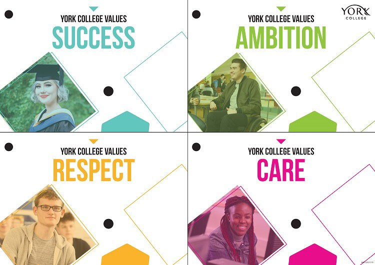 College Values Poster