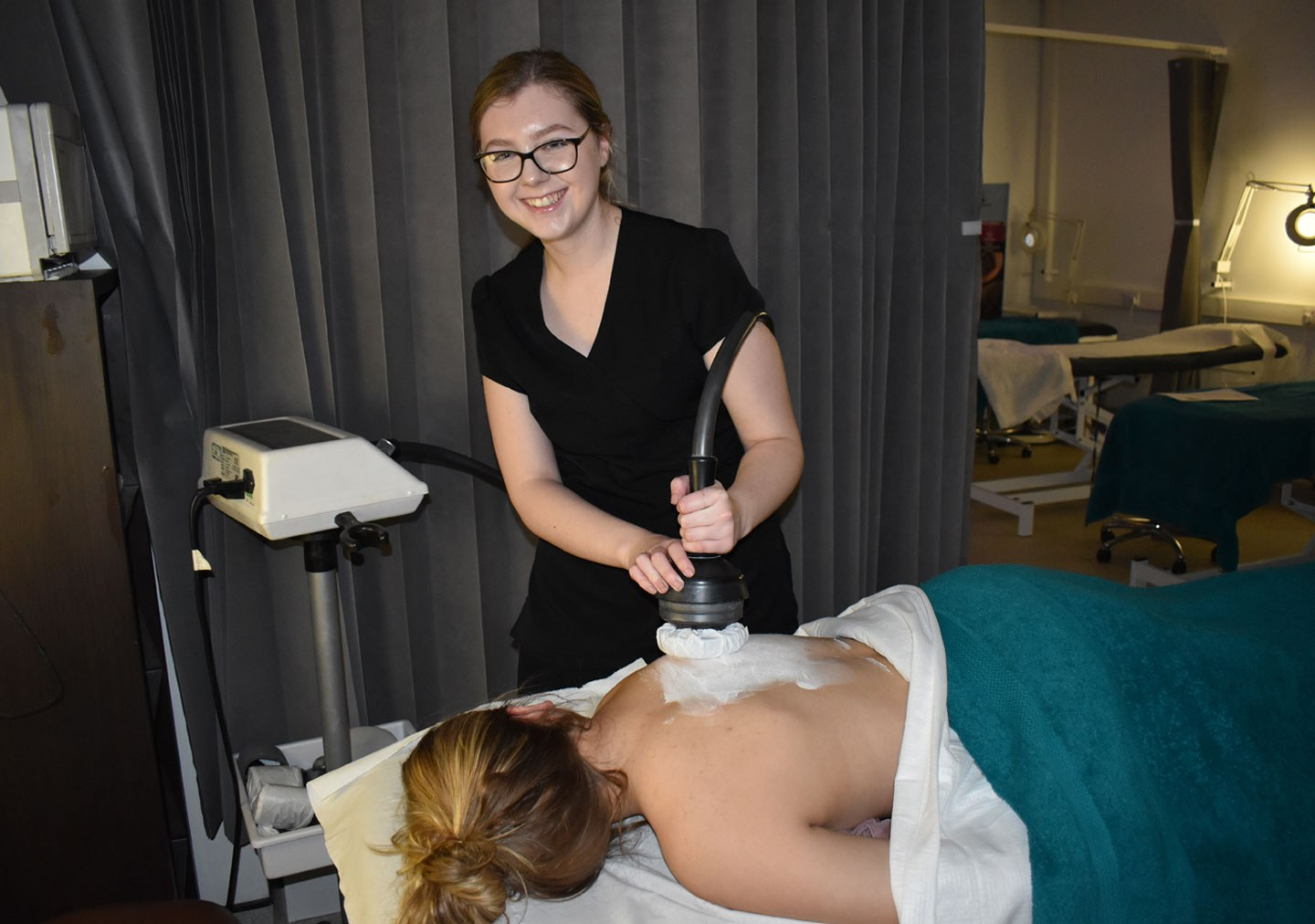 Darcey Beauty Therapy Level 3