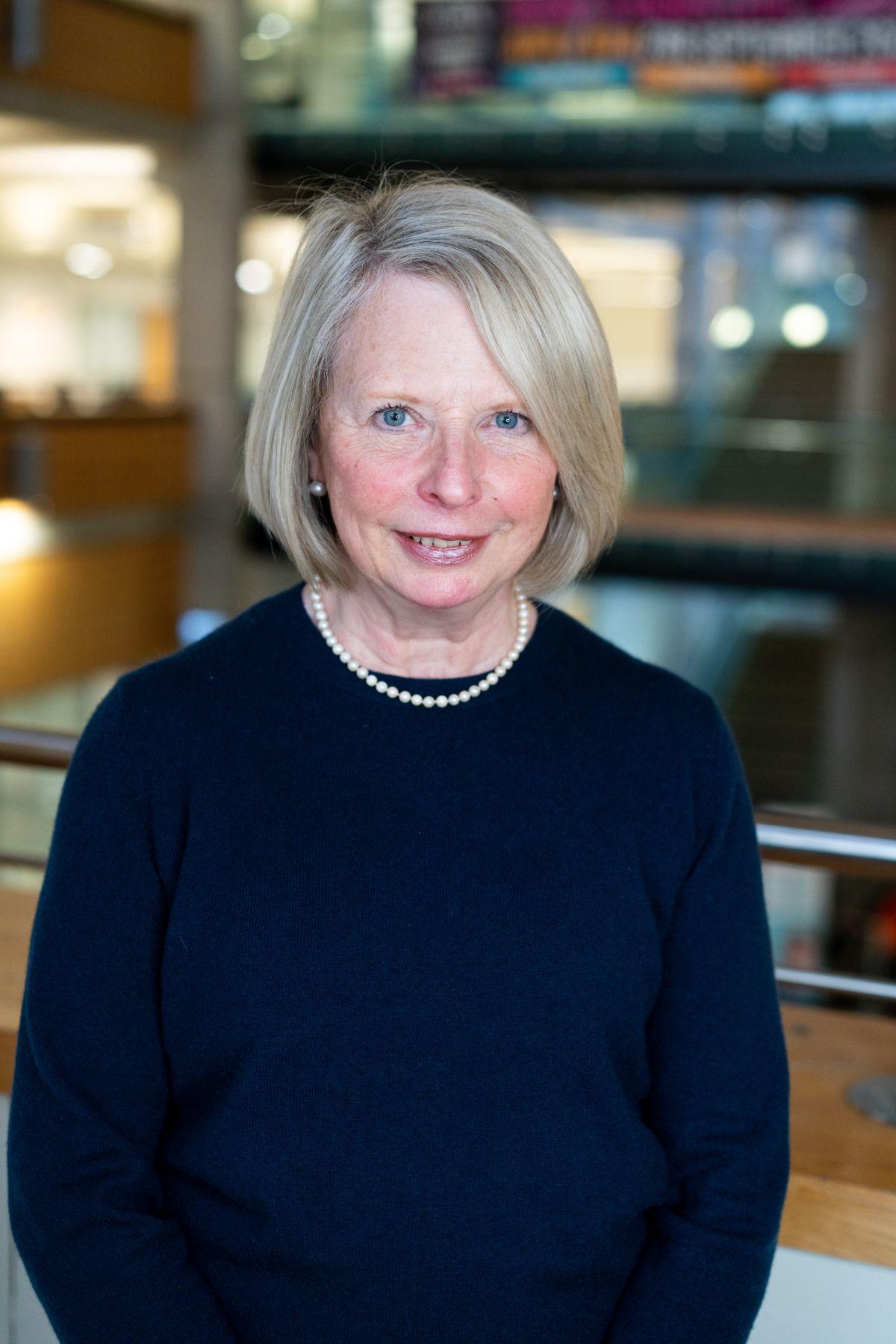 Dr Ann Lees 1