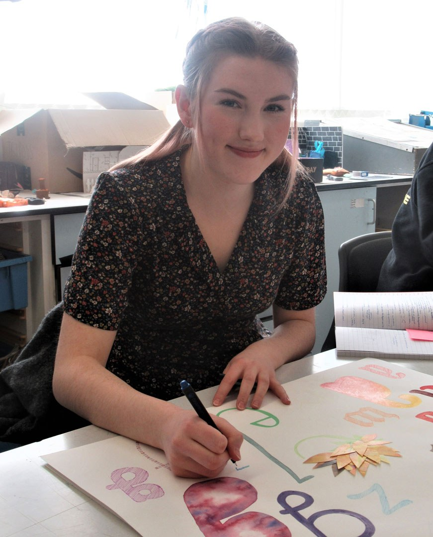 Emily Sneesby Level3 Graphic Design