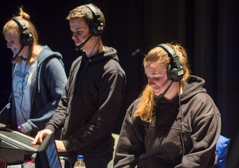 Performance Production Arts Backstage Arts Level 3 Image