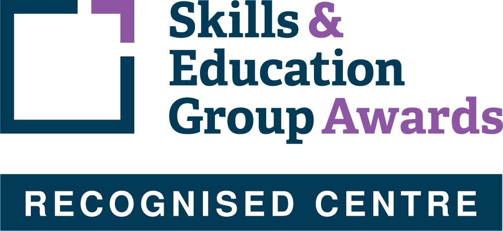 SEG Awards Recognised Centre RGB