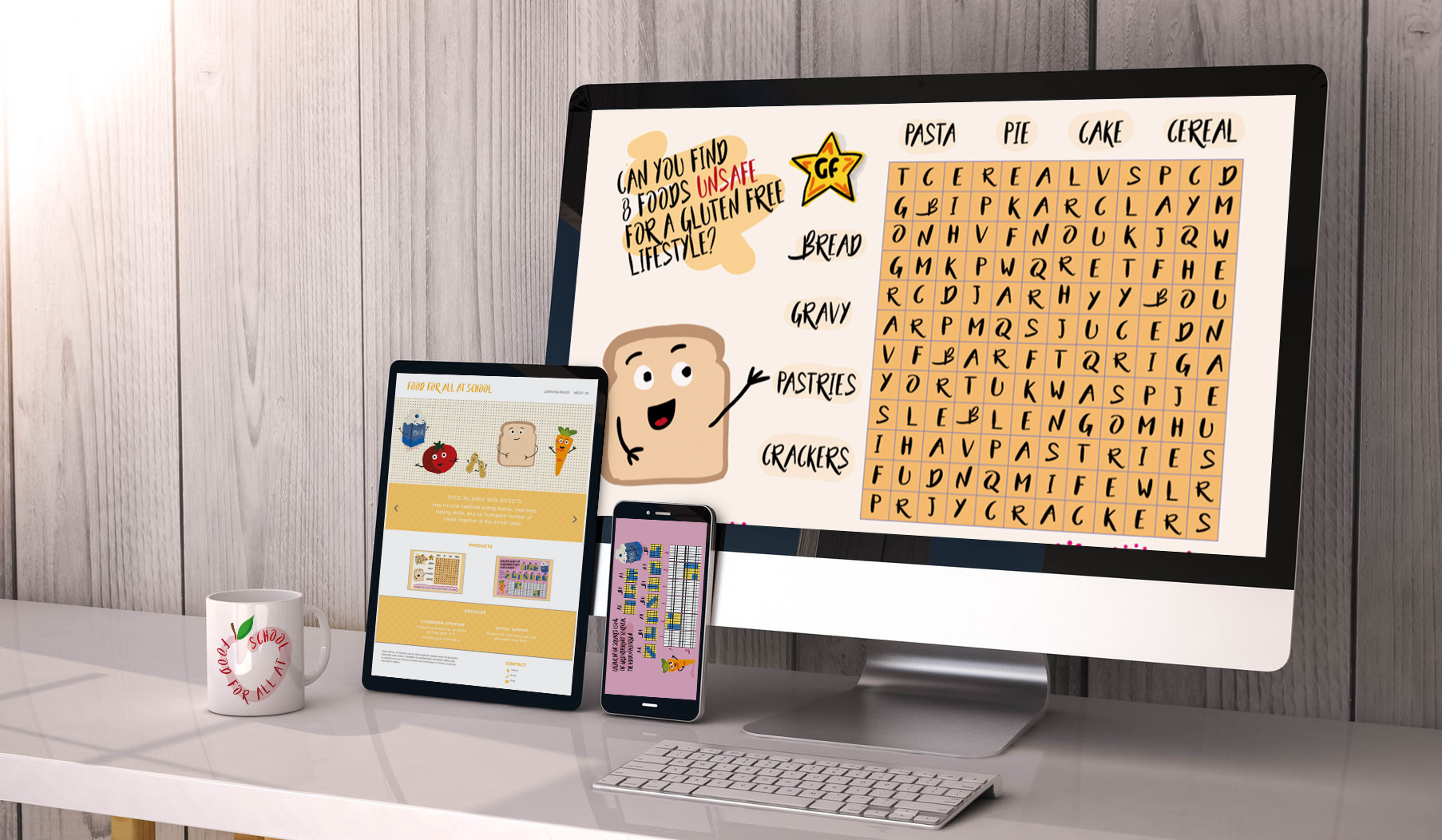 Sally Platt graphic design and communication work example 2