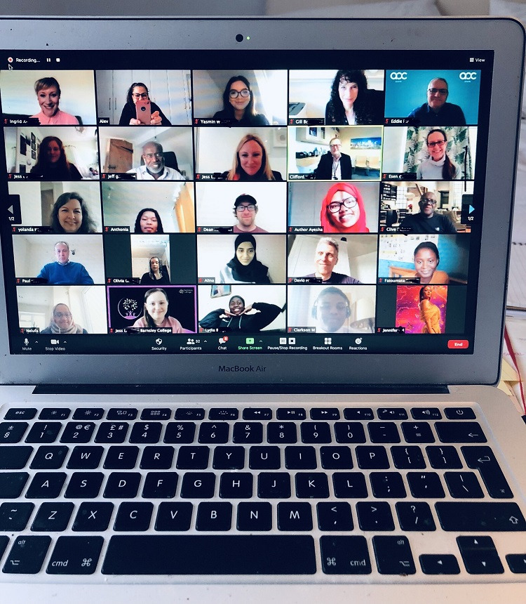 Student Commission on Racial Justice Microsoft Teams meeting