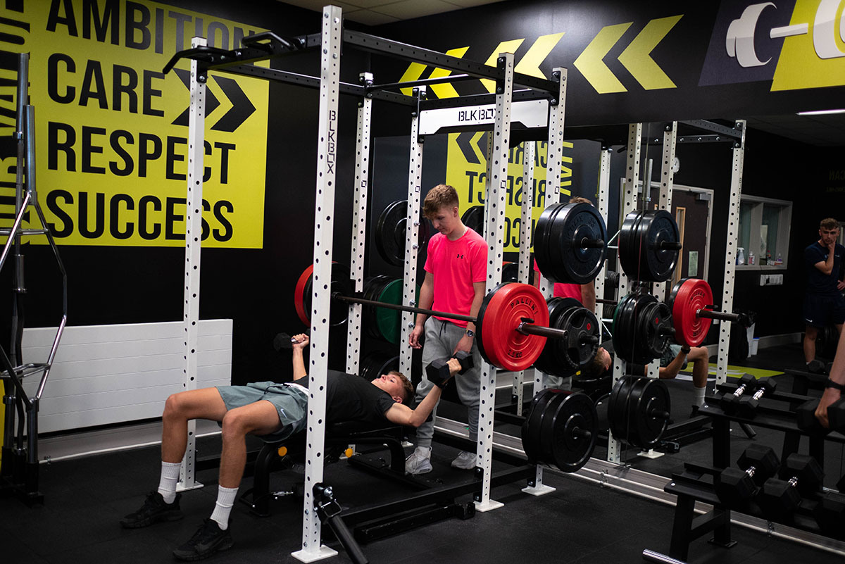 The Athletic Suite personal training students 28
