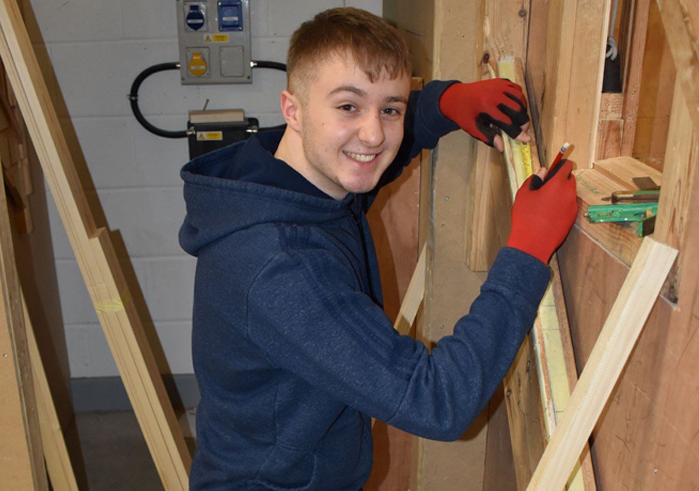 Tim Carpentry and Joinery Level 2