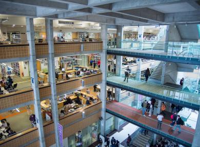 Learning Centre Banner