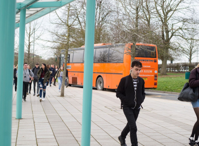 York College bus routes