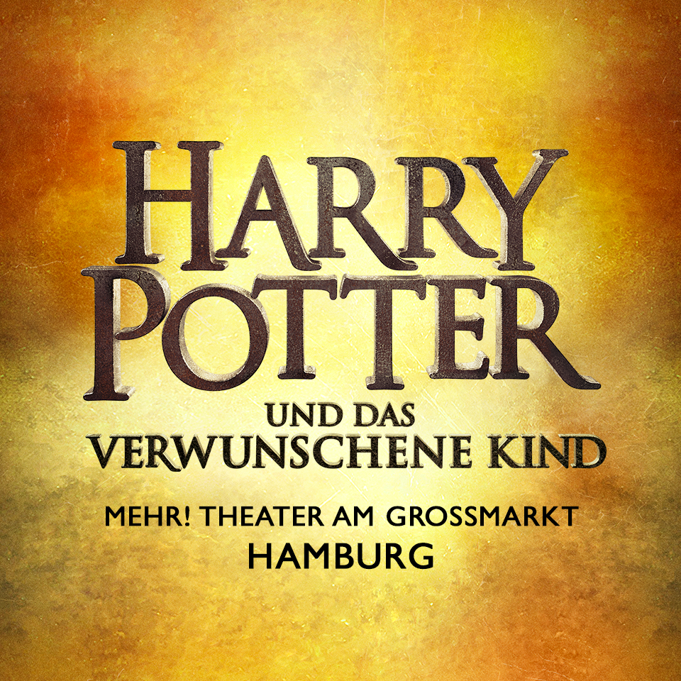 Harry Potter and the Cursed Child will premiere in Hamburg, Germany in Spring 2020