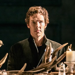 BENEDICT CUMBERBATCH'S HAMLET RETURNS TO CINEMAS THIS OCTOBER