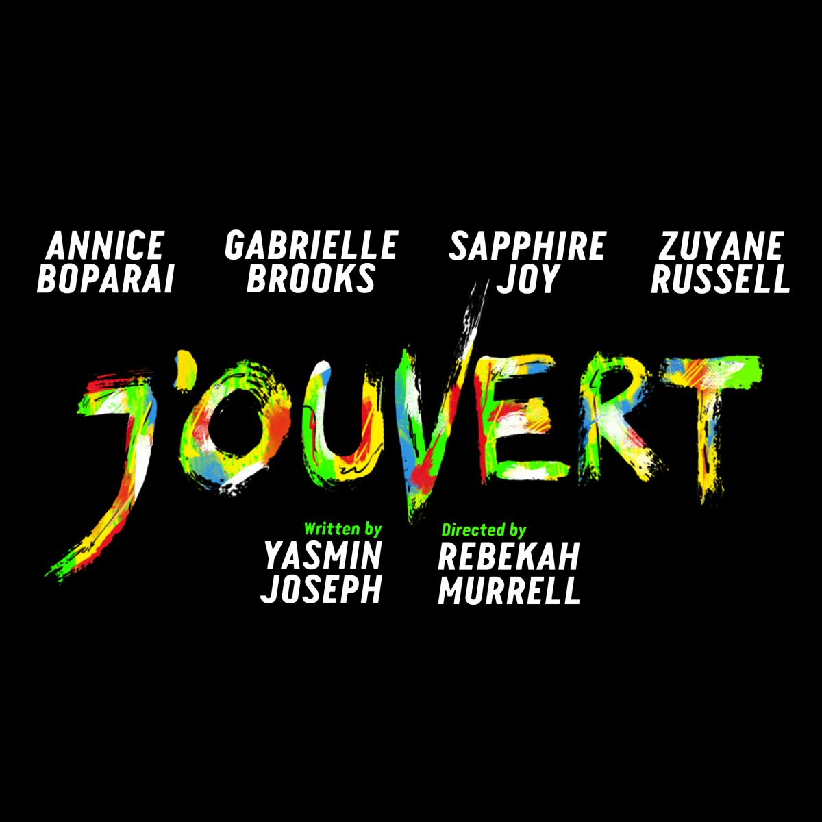 J'Ouvert will be broadcast as part of BBC's Lights Up Season