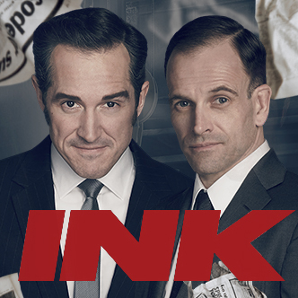 Manhattan Theatre Club announces full casting for the American Premiere of INK, starring Olivier Award winners Bertie Carvel and Jonny Lee Miller