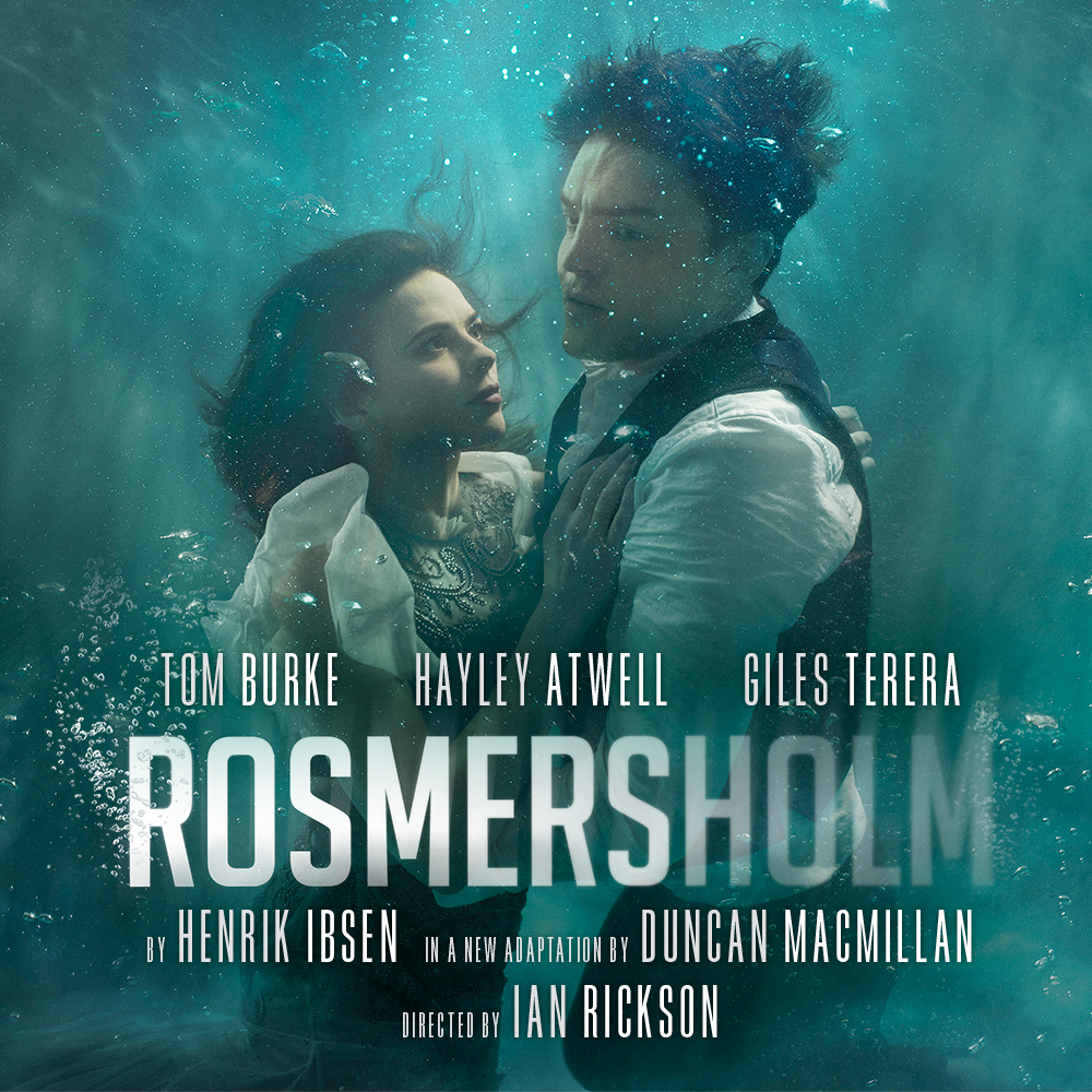 Production images of Rosmersholm released today