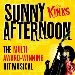 Sunny Afternoon announces UK Tour beginning in 2020