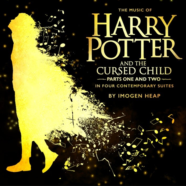 The Music of Harry Potter and the Cursed Child is available to pre-order