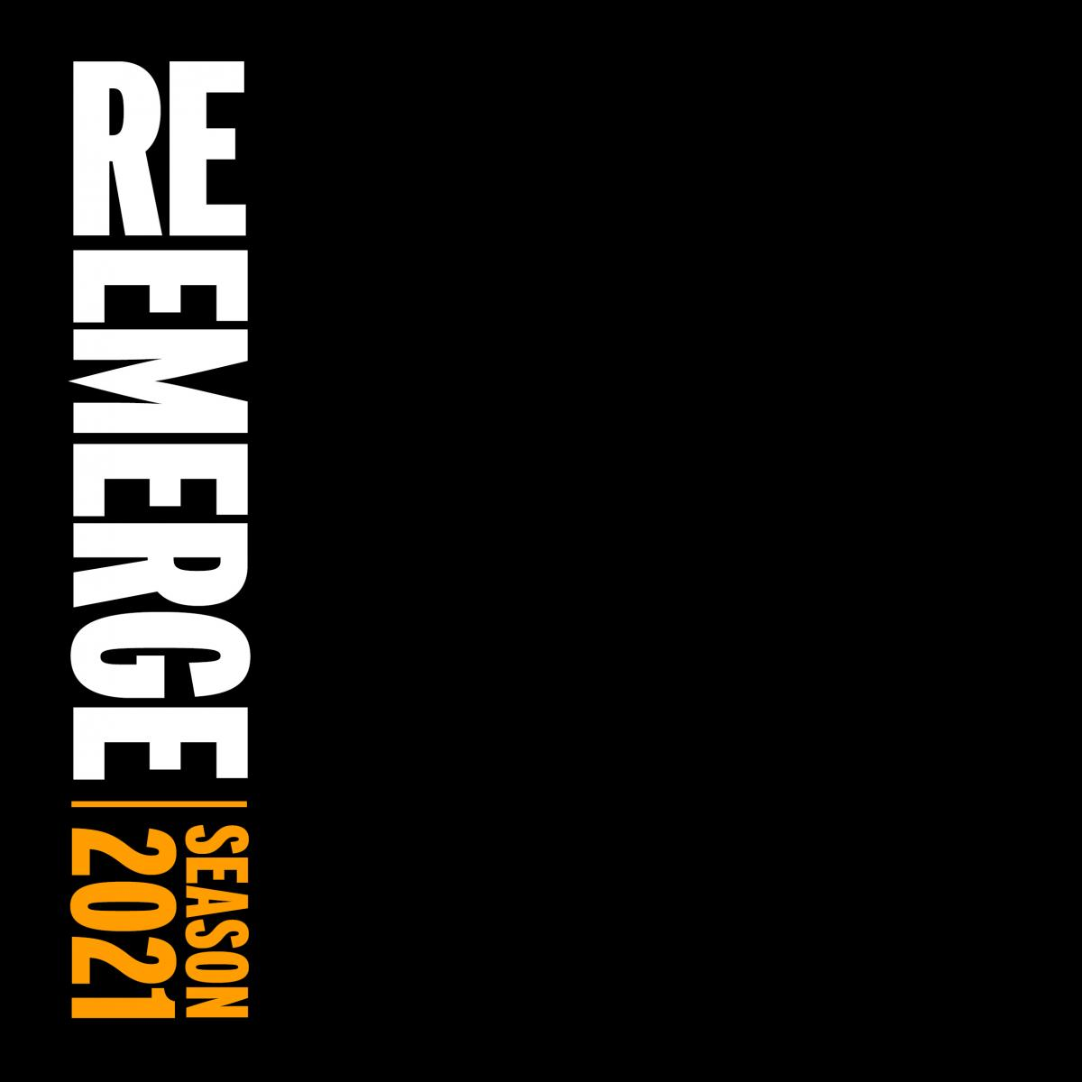 Dates announced as booking opens for the RE:EMERGE season