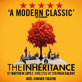 Major two-part play The Inheritance to transfer to the West End
