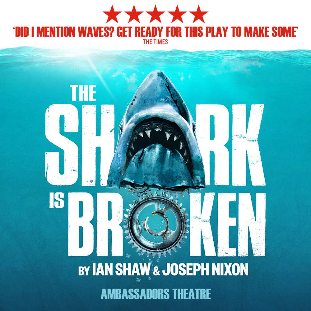 New dates announced for The Shark is Broken