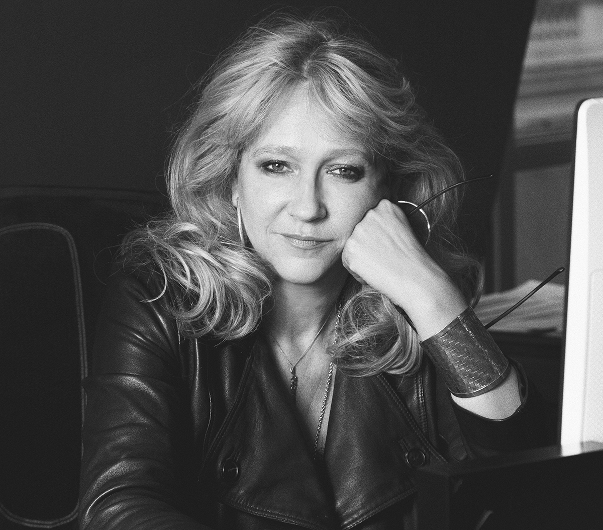 Sonia Friedman: 'Sexist guys? It's not their time any more' in Financial Times