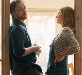 James McAvoy and Sharon Horgan star in Dennis Kelly's Together