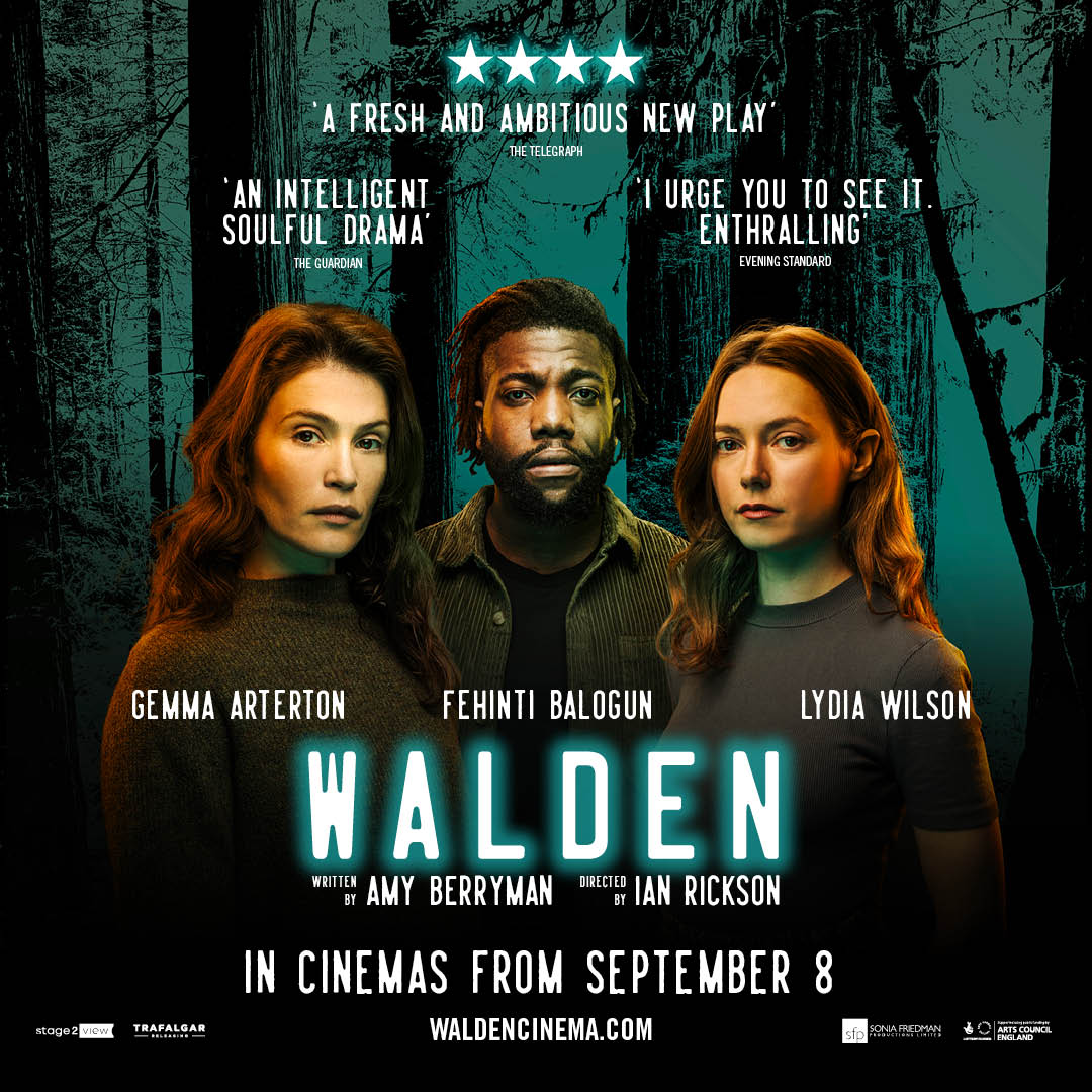 Walden released in selected cinemas nationwide from 8 September 2021