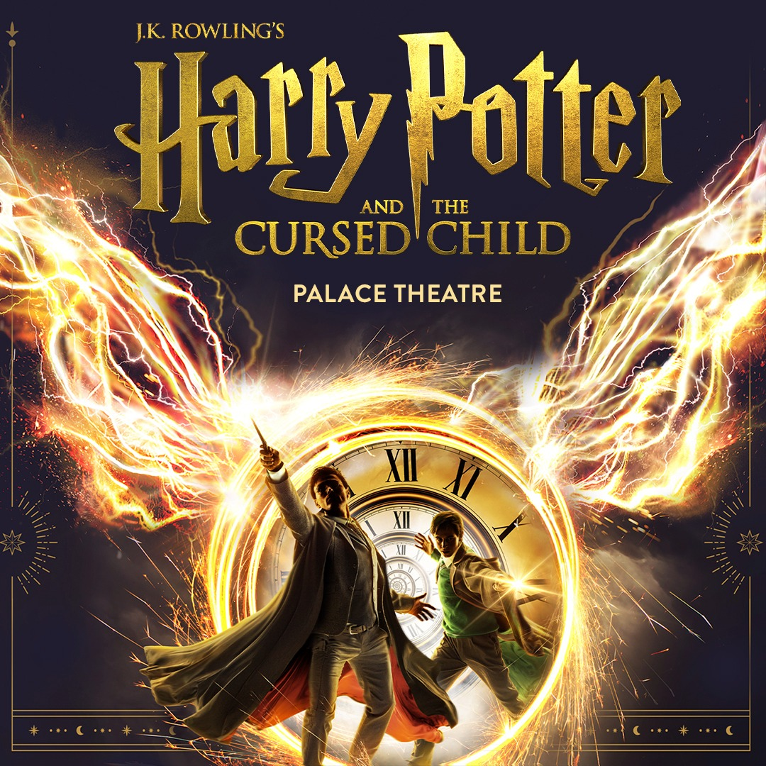 Harry Potter and the Cursed Child returns 14 October 2021