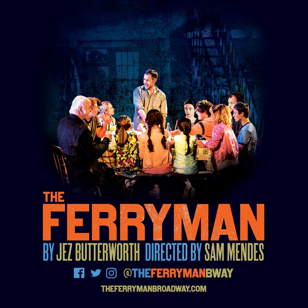 Complete Casting Announced for the Broadway Transfer of The Ferryman