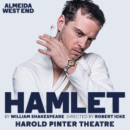 LAST CHANCE TO SEE THE WEST END TRANSFER OF ROBERT ICKE'S CRITICALLY ACCLAIMED PRODUCTION OF HAMLET