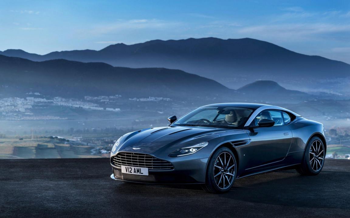 Aston martin db11  car wallpaper