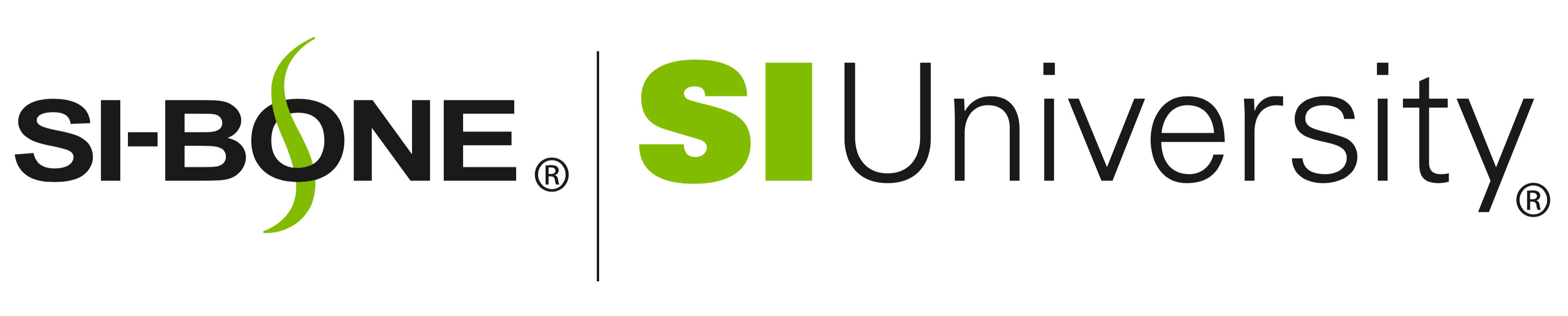 SI University logo