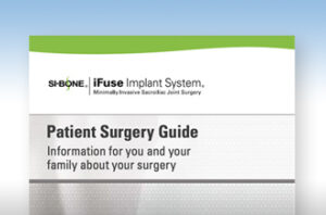 Card patient surgery guide
