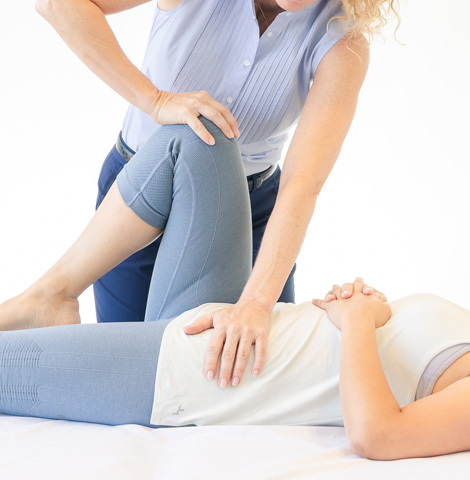Provocative Test - Thigh Thrust (Diagnosis)