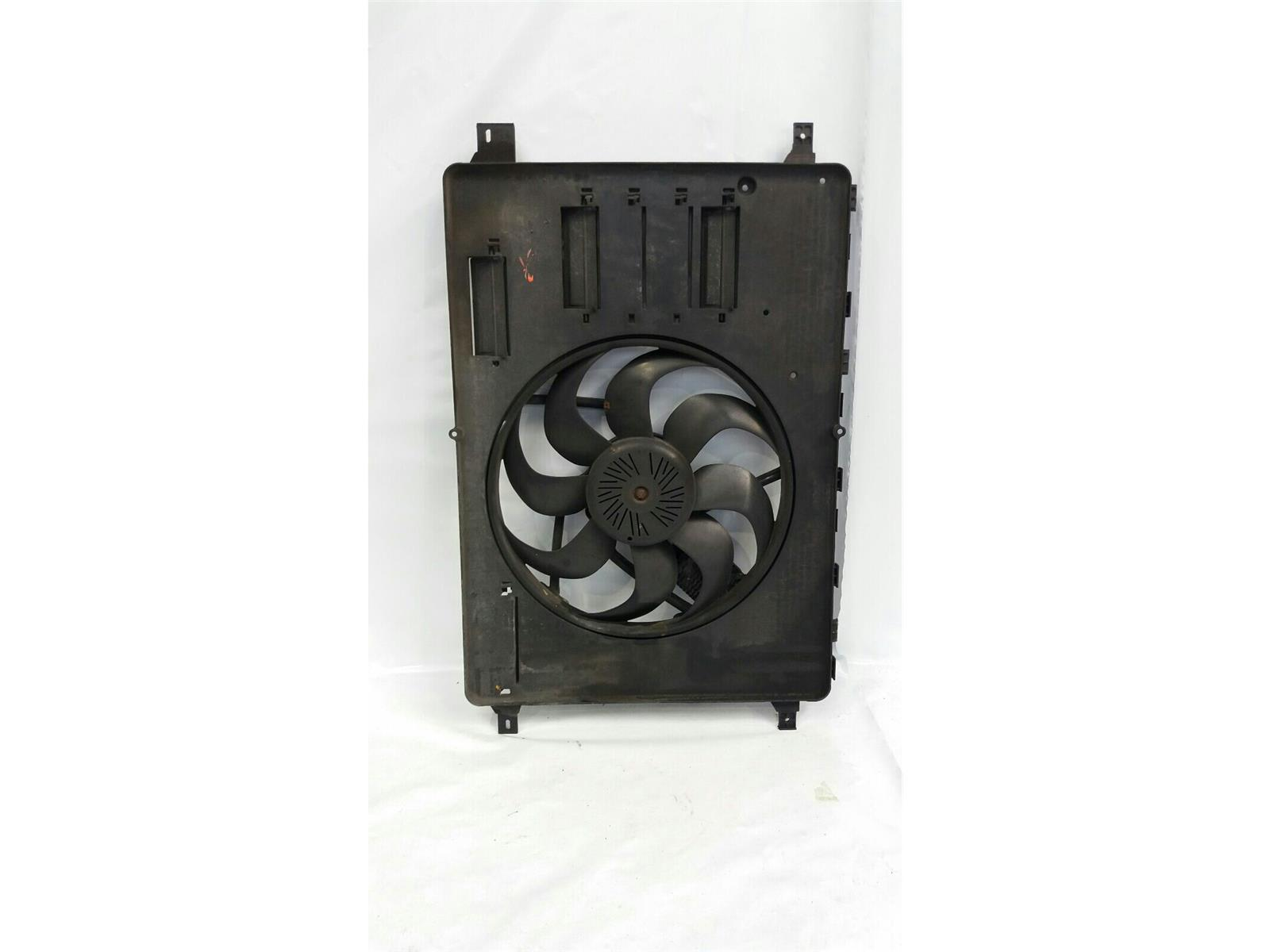 Ford Mondeo 2007 To 2010 Edge Cooling Fan Assembly